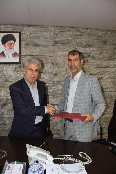 انعقاد تفاهم نامه همکاری بین فنی و حرفهای و میراث فرهنگی کرمانشاه