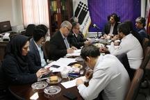 میزگرد آمادگی و برنامه های خدمات زمستانی استان مرکزی در ایرنا برگزار شد