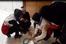 مانور زلزله در خوابگاه های دانشجویی شهرکرد برگزار شد