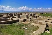 رشد 40 درصدی بازدید از تپه باستانی حسنلو طی سالجاری