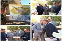 اهدای زمین ساخت مرکز بهداشتی درمانی توسط خیر خرمآبادی