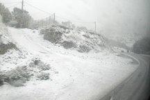 پیش بینی بارش باران و برف در ارتفاعات استان تهران