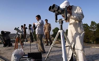 استقرار 3 گروه استهلال ماه رمضان در آذربایجان غربی