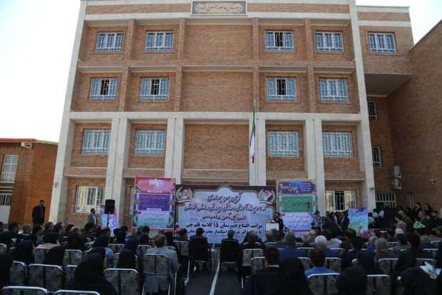 یکهزارکلاس درس تاپایان امسال درخوزستان بهره برداری می شود