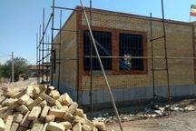 عملیات احداث ۶۰۰ واحد مسکونی در دلفان به پایان رسید