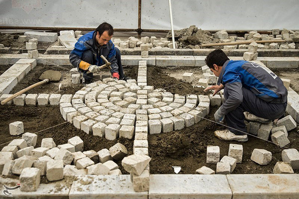 افتتاح 401 پروژه عمرانی در روستاهای قزوین