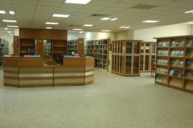 بیش از 129 هزار جلد کتاب در کتابخانه های خوی نگهداری می شود