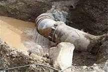آب شرب روستای دهریز بروجرد وصل شد