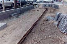 ریل ماشین دودی قجری در جنوب پایتخت کشف شد