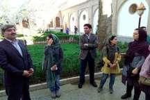 آثار باستانی کردستان در قالب نگاه خبرنگاران کشور قرار گرفت
