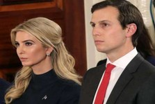 ترامپ داماد و دختر خود را از کاخ سفید اخراج کرد
