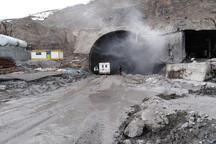 حادثه تونل البرز آزاد راه تهران شمال 3 کشته برجای گذاشت