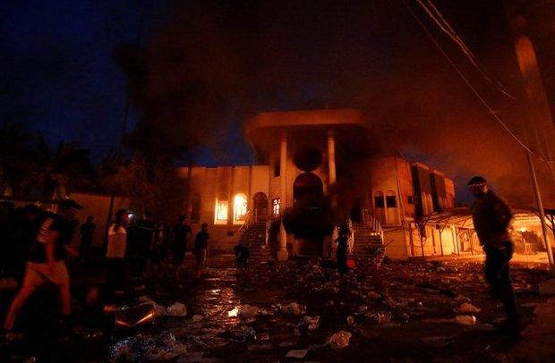 هدف حوادث بصره تغییر رویکرد مثبت مردم عراق به ایران بود