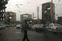 بارش ها تا روز پنجشنبه در البرز ادامه دارد