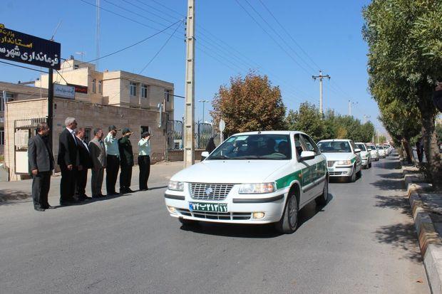 زندگینامه ۲۵ شهید نیروی انتظامی خلخال منتشر شد