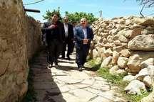 کارشناسان میراث فرهنگی از سه روستای هدف گردشگری خوزستان دیدن کردند