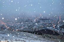 بارش 20 سانتیمتری برف پیرانشهر را سفیدپوش کرد