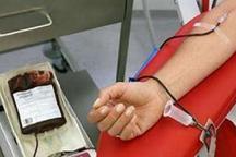 55 درصد از اهدا کنندگان خون در زنجان مستمر هستند