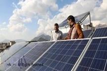 احداث نیروگاه خورشیدی مختص مشترکین برق در لرستان