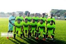 ترکیب تیم فوتبال شهرداری همدان در لیگ ۲ مشخص شد