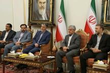 وزیر فرهنگ و  ارشاد اسلامی وارد تبریز شد