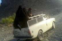 جادهها؛ کابوس روستانشینان نیک شهر   اینجا باران نعمت نیست