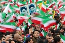 شعار مرگ بر آمریکا در آسمان آذربایجان شرقی طنین انداز شد