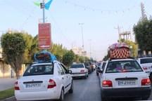 12هزار مسافر نوروزی در مدارس ایذه پذیرش شدند