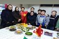 جشنواره غذای ملل درقزوین برگزار شد