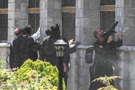 حملات تروریستی تهران، تیری که به سمت مهاجمان تروریست بازگشت