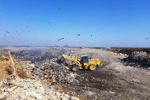 دادستان پارسآباد مهلت ۱۰ روزه برای تعیین تکلیف دفع زبالههای شهر داد
