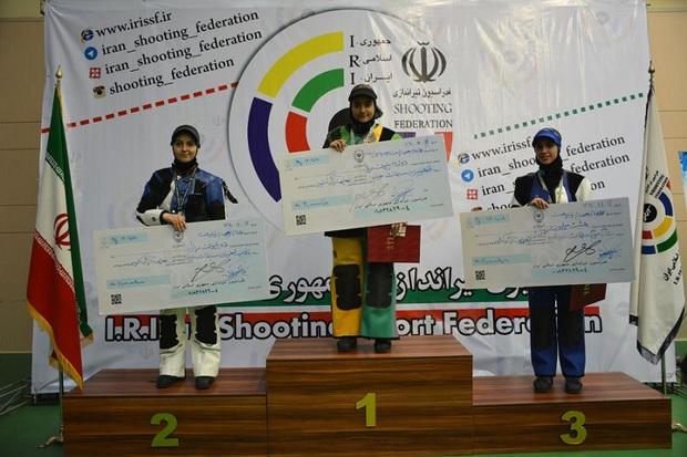 تیراندازان ارومیه ای 2 مدال کشوری کسب کردند