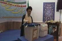 نماینده ولی فقیه در گلستان: حضور در پای صندوق رای موجب اقتدار نظام می شود