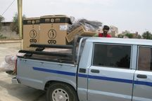 کمیته امداد امام خمینی(ره) فراهان لوازم ضروری ۳۱ مددجو را تامینکرد