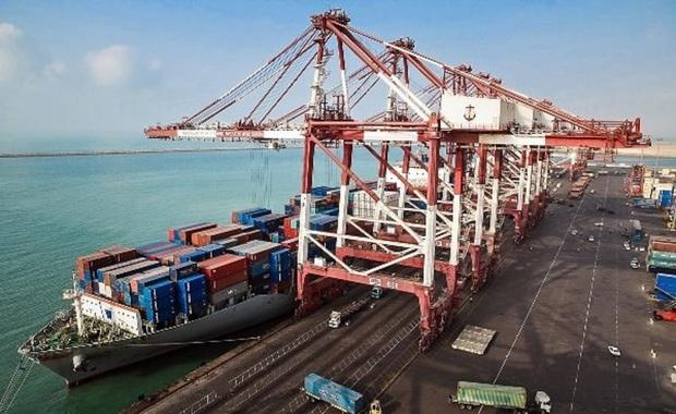 صادرات غیرنفتی از بندرهای هرمزگان 14 درصد افزایش یافت