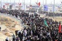 چهار میلیون و 307 هزار زائر از مرز مهران تردد کردند