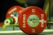 مسابقات وزنهبرداری دانشجویان کشور در اردبیل آغاز شد