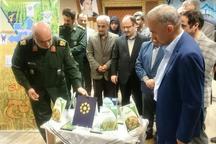 امضاء تفاهمنامه همکاری مشترک سپاه و سازمان جهاد کشاورزی گیلان