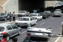 تلفات سوانح جاده ای در آذربایجان غربی 14 نفر کاهش یافت