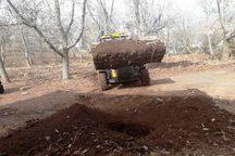 18 گروه از حفر چاه های غیرمجاز در لرستان جلوگیری می کنند