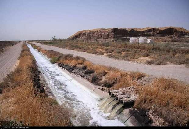 استفاده از آب فاضلاب شهر قم برای کشاورزی صحیح نیست