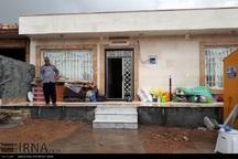 روزانه 15 منزل مسکونی زلزله زده به بهره برداری می رسد