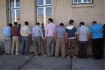 9 توزیع کننده مواد مخدر در شوط دستگیر شدند