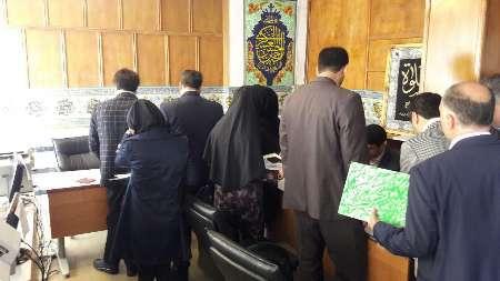 داوطلبانی که با احساس مسئولیت وارد انتخابات شورا می شوند