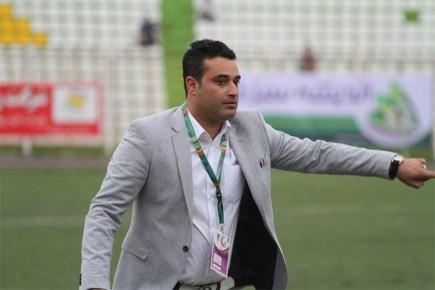 استعفای علی نظرمحمدی از سرمربیگری خونهبهخونه