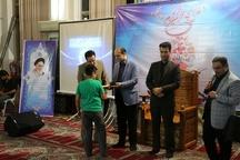 برگزاری محفل انس با قرآن کریم در مسجد قدس کوی حسینی