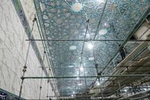 70 میلیارد ریال برای احداث شبستان حضرت زهرا(س) هزینه شده است