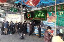پذیرایی گرگانیها از زائران امام رضا در مشهد