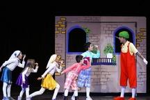 16 نمایش به بخش کودک و نوجوان جشنواره راه یافت