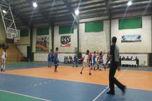 مسابقات بسکتبال لیگ نوجوانان کشور در گروه ششم در یزد آغاز شد